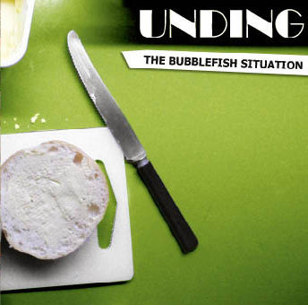 Unding - The Bubblefish Situation (CD) [PB003]